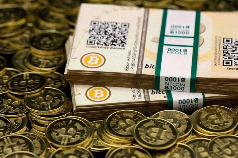 a bitcoin a tőzsdén