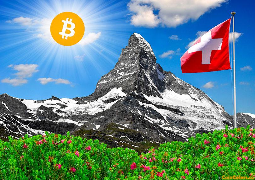 Hogyan lehet Bitcoin-t vásárolni Svájcban
